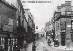 High Street, Halesowen. 1927.