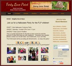 FLP HOA Website