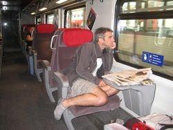 Train Zurich to Zermatt