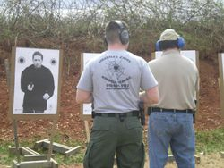 3-5 class at The Range
