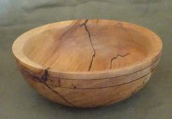 Spalted Maple #1786