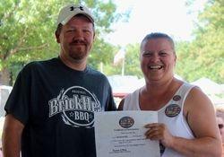 Winner Brisket 7 Brickhead BBQ