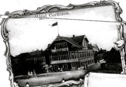 Hotel Corfitzon 1905