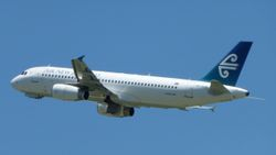 Air New Zealand Airbus A320 ZK-OJG