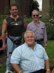 Tarzan Boy Darren, Johnny Saint, Colin Joynson