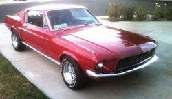 36.68 Mustang 2+2 Fastback
