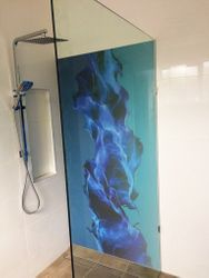 Shower Splashback
