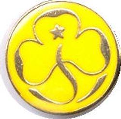 1992 Brownie Promise Badge