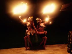 Tahitian Fire