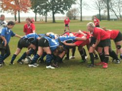 DSHA Rugby defeats Brookfield Bruisers 22-7 on 10-24-10
