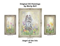 Angel of the Iris & Panels