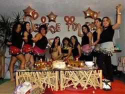 Tanaya and all the ladies.