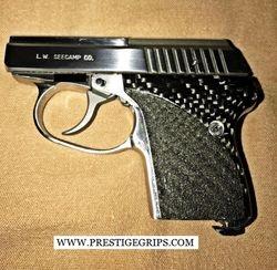 SEECAMP LWS True Tactical blk Mounted