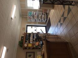 Reception and Front Door