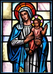 Mary and Infant Jesus
