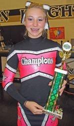 Gwen Feldmeyer-best junior jumps