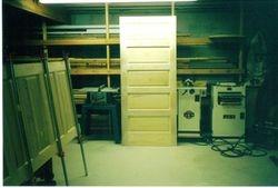 Poplar Paint Grade Door - 2