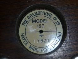 HMV Model 157 9