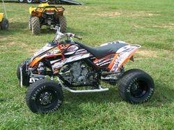 Nick Camilli's KTM 450