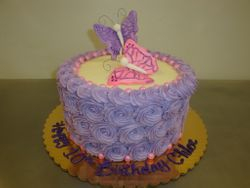 15 servings with butterfly toppers $85
