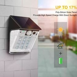 Hidden solar wireless security camera with wifi/ floodlight!!!
