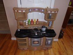 Step 2 LifeStyle Gourmet Cafe Kitchen - $70