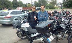 Motoskolas kursants
