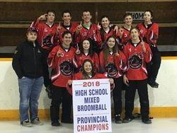 2018 HS Mixed Provincials