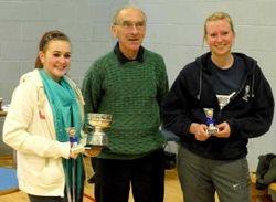 Handicap Tournament Ladies Doubles Winners