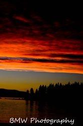 Lake Tahoe Red