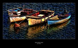 Boats Conwy, Wales
