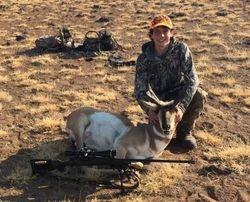2014 Gerber Youth Antelope Hunt
