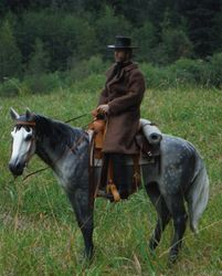 pale rider by Jean R.