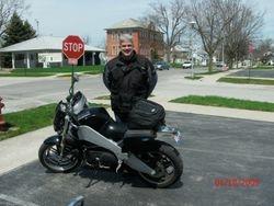 Patrick - The Catholic Motorcyclist