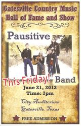 Pausitive Band - (pausitiveband.com)