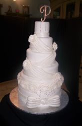 Rhinestone Cake