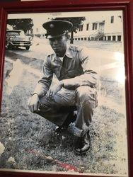 Sgt Jose Luis Leon