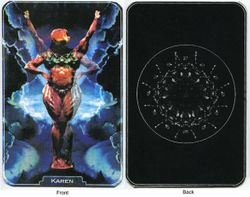 Karen Tarot Card