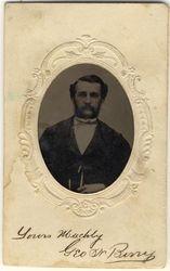Tintype in Embossed Paper Sleeve