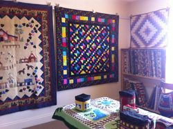 Quilt Gallery Room 2