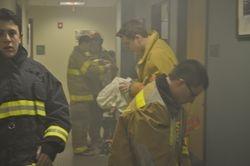 Watertown FD Junior Corp. Training.  January 27, 2014