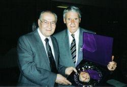 Cyril Haynes - 50 Years