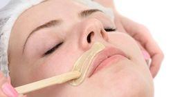 Epilation lèvre supérieure