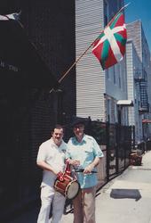 Ernesto Arana + Angel Vina June 12 1990