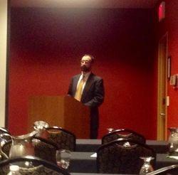 Speaker - Attorney Seth E. Dizard
