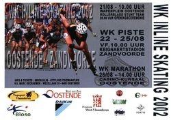 2002 - Ostende, Belgium