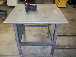 Small Welding Bench