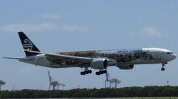 Air New Zealand Boeing 777-300ER ZK-OKP