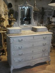 #15/380 Chest of Drawers Louis XV SOLD