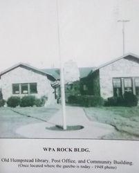 WPA Building, Hempstead